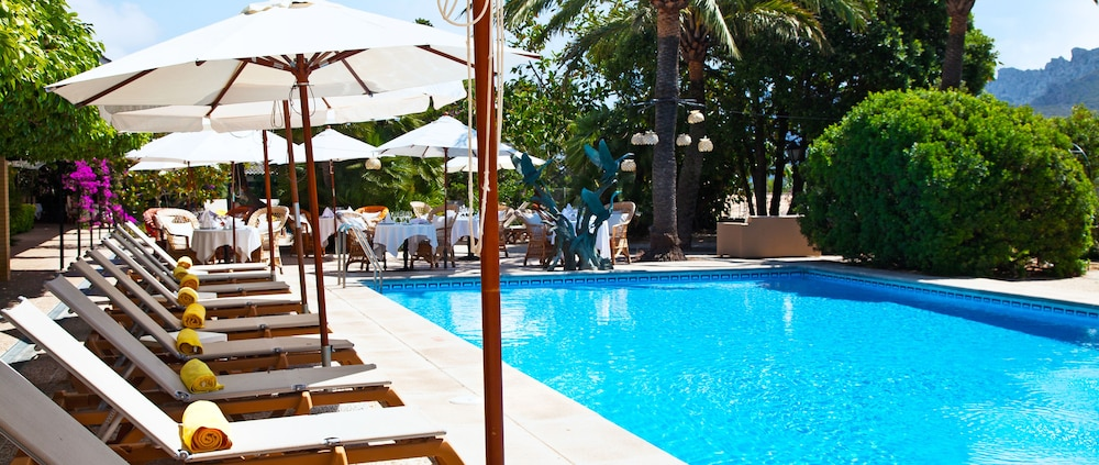 호텔 라 모랄레하(Boutique Hotel La Moraleja - Adults Only) Hotel Image 65 - Outdoor Pool
