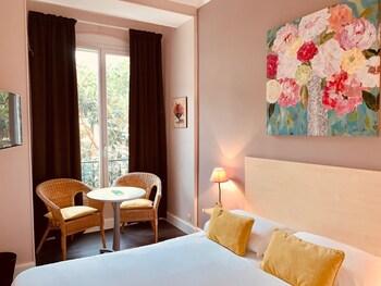 Quadruple Room, Park View