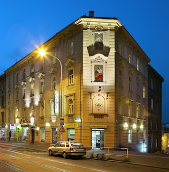 Hotel - Hotel GOLDEN CITY-garni