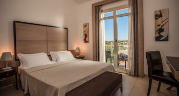 Comfort Double Room, Balcony, Partial Sea View (Garden Fitness & SPA)