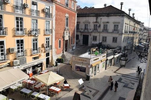 Pensão Flor da Baixa, Lisboa