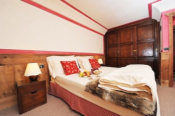 Deluxe Double Room (SPA access)