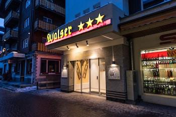 Hostel Walser - Hotel Entrance  - #0