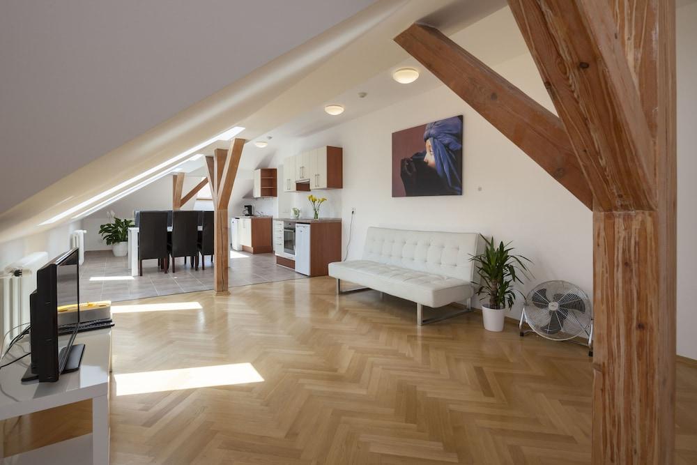 Capital Apartments Prague