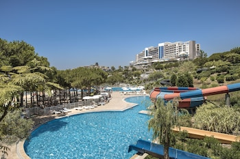 Aria Claros Beach Spa Resort Ozdere Turkey