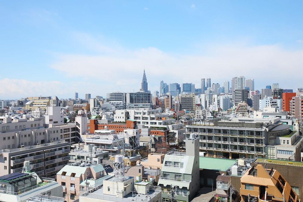 도큐스테이 요츠야(Tokyu Stay Yotsuya) Hotel Image 18 - View from Hotel