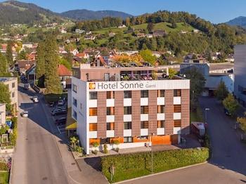 Hotel - Sonne – Hotel am Campus Dornbirn