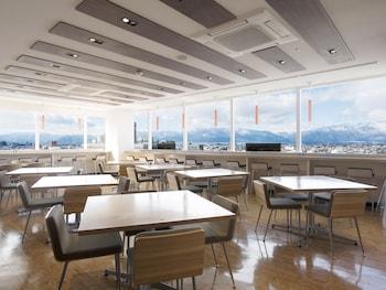 Premier Hotel-CABIN-Matsumoto - Restaurant  - #0