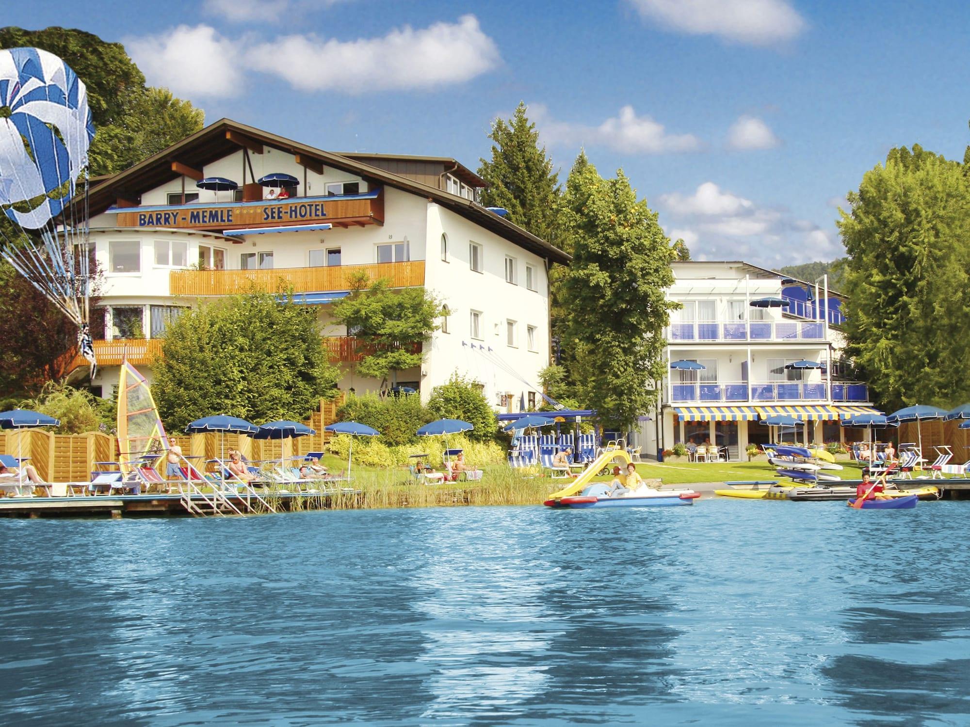 Barry Memle Lake Side Resort, Villach Land