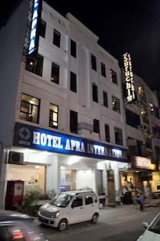 호텔 아프라 인터내셔널(Hotel Apra International) Hotel Image 1 - Exterior