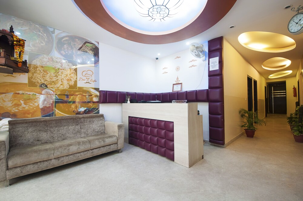 호텔 아프라 인터내셔널(Hotel Apra International) Hotel Image 58 - Reception Hall