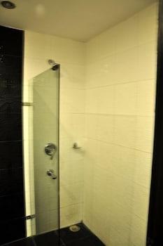 호텔 아프라 인터내셔널(Hotel Apra International) Hotel Image 43 - Bathroom Shower