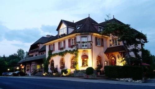 . Hotel Brasserie JENNY - Spa & Fitness - near Basel