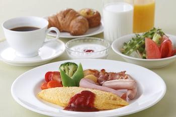 DAIICHI HOTEL RYOGOKU Breakfast Meal