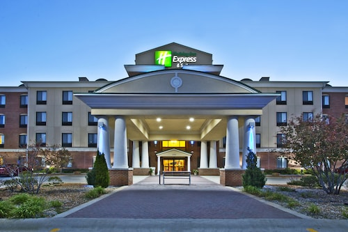. Holiday Inn Express Hotel & Suites ANDERSON NORTH