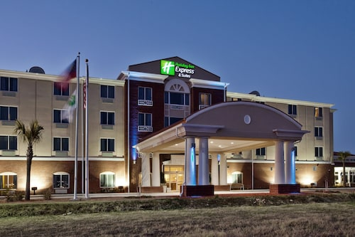 . Holiday Inn Express and Suites Moultrie
