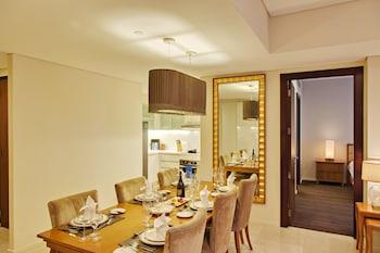 Oakwood Premier Joy Nostalg Center Manila In-Room Dining
