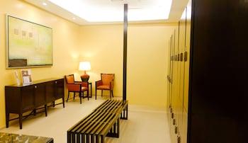 Oakwood Premier Joy Nostalg Center Manila Fitness Facility