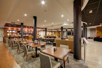 新布勞恩費爾斯河村莊萬怡飯店 Courtyard by Marriott New Braunfels River Village