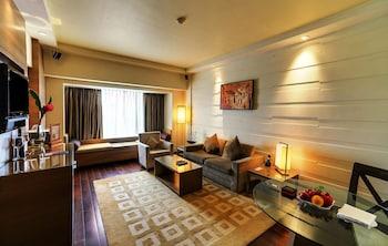 Deluxe Suite City View Queen Bed
