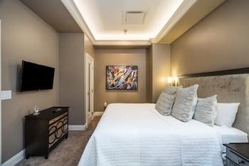 Luxury Suite, 1 Bedroom, Non Smoking, City View
