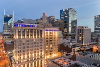 納什維爾靛藍飯店 Hotel Indigo Nashville
