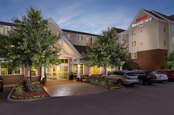 Residence Inn Marriott North 9 0 Miles From Wright Patterson Air Force Base