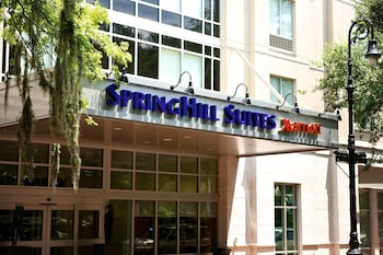 Exterior at SpringHill Suites Savannah Downtown / Historic District in Savannah