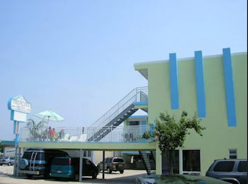 熱帶花園汽車旅館 Tropicana Motel