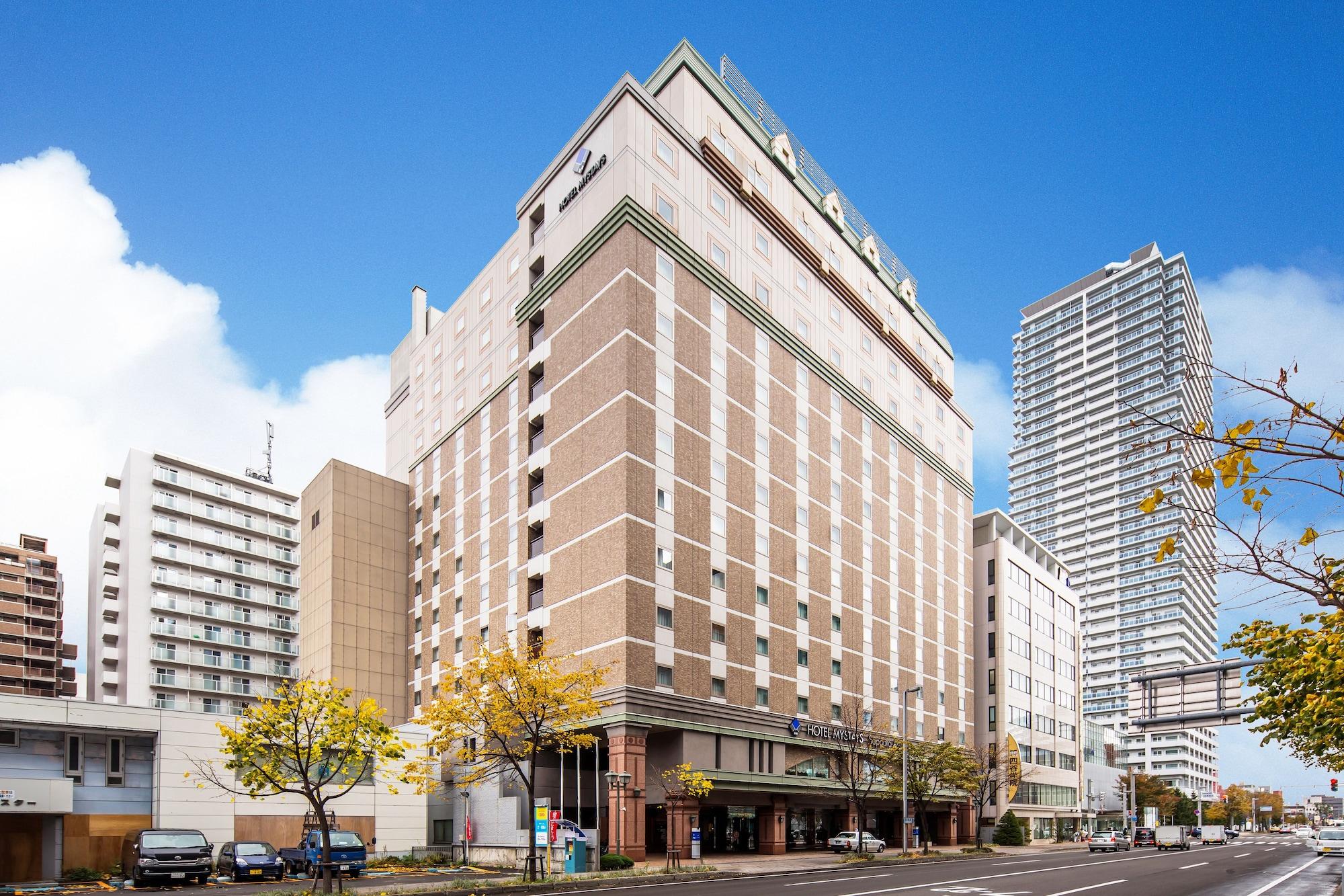 Hotel Mystays Sapporo Aspen, Sapporo