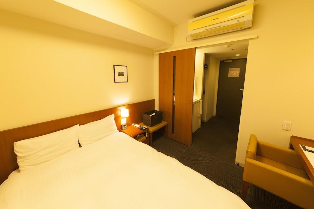 도미 인 가나자와 내추럴 핫 스프링(Dormy Inn Kanazawa Natural Hot Spring) Hotel Image 25 - Guestroom