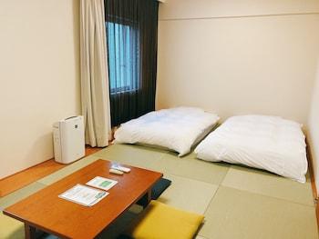 和室 喫煙 (30平米)|天然温泉加賀の湧泉 ドーミーイン金沢