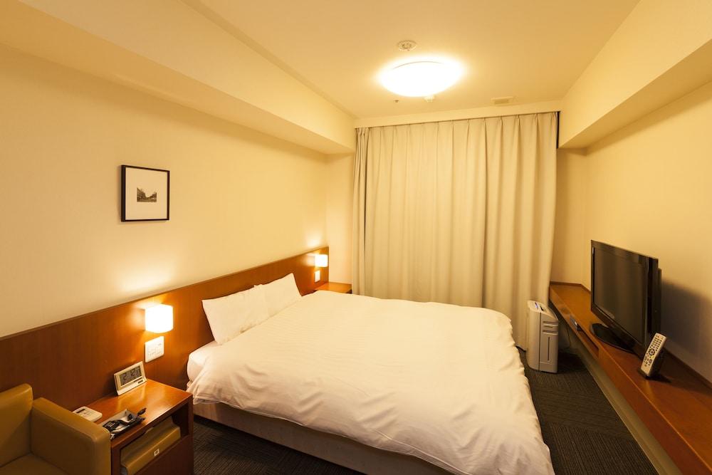 도미 인 가나자와 내추럴 핫 스프링(Dormy Inn Kanazawa Natural Hot Spring) Hotel Image 19 - Guestroom