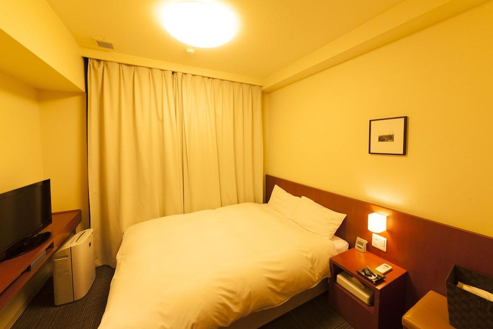 도미 인 가나자와 내추럴 핫 스프링(Dormy Inn Kanazawa Natural Hot Spring) Hotel Image 20 - Guestroom