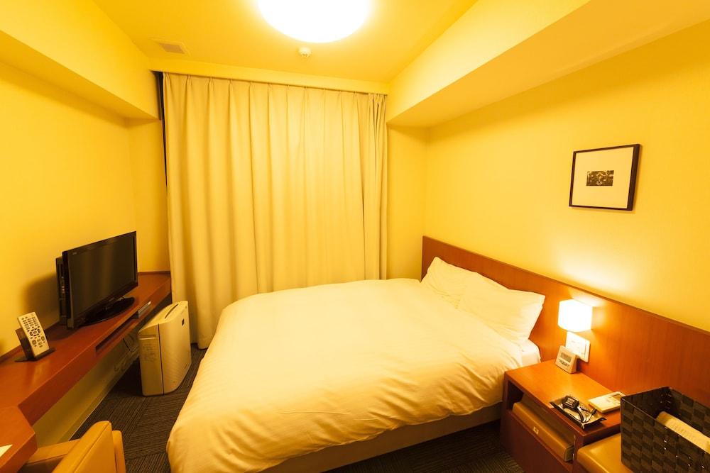 도미 인 가나자와 내추럴 핫 스프링(Dormy Inn Kanazawa Natural Hot Spring) Hotel Image 27 - Guestroom