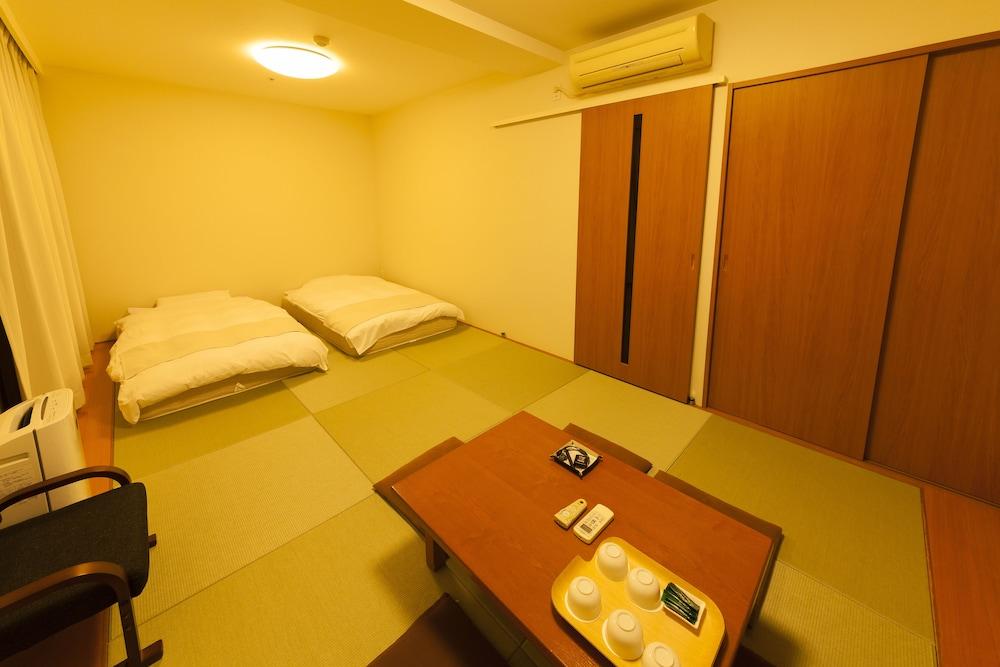 도미 인 가나자와 내추럴 핫 스프링(Dormy Inn Kanazawa Natural Hot Spring) Hotel Image 28 - Guestroom