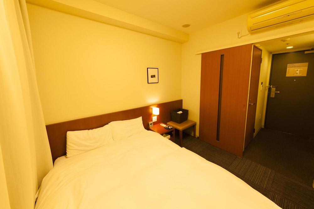 도미 인 가나자와 내추럴 핫 스프링(Dormy Inn Kanazawa Natural Hot Spring) Hotel Image 21 - Guestroom