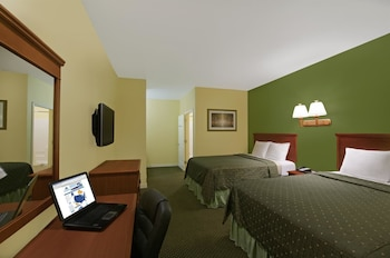 Guestroom at Americas Best Value Inn Bedford at DFW in Bedford