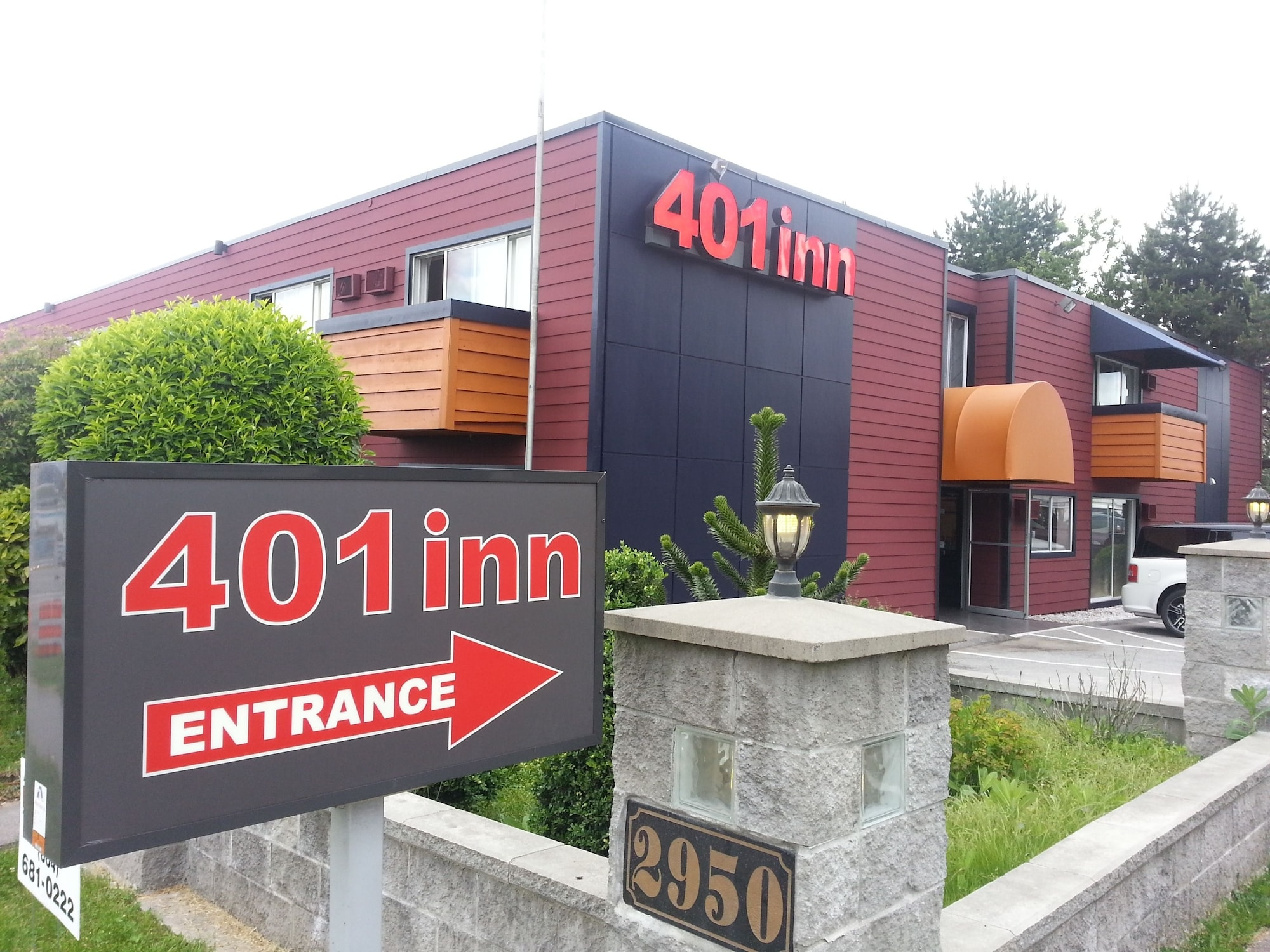 The New 401 Inn, Greater Vancouver