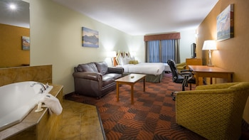 Spa Suite, 1 King Bed