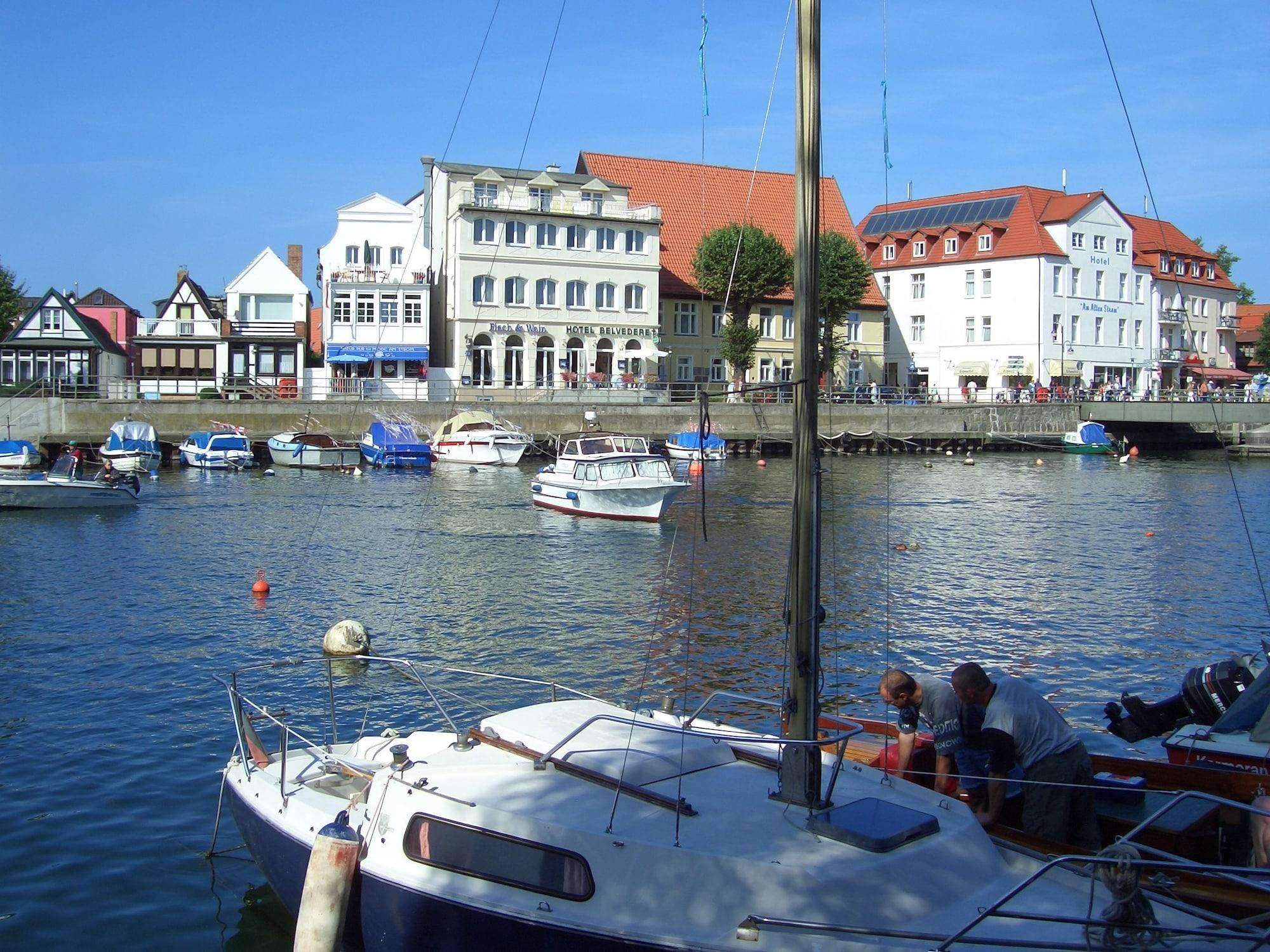 Hotel Belvedere, Rostock