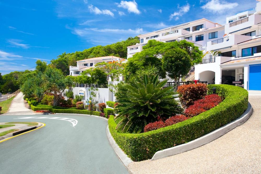 더 포인트 쿨럼 비치(The Point Coolum Beach) Hotel Image 98 - Garden