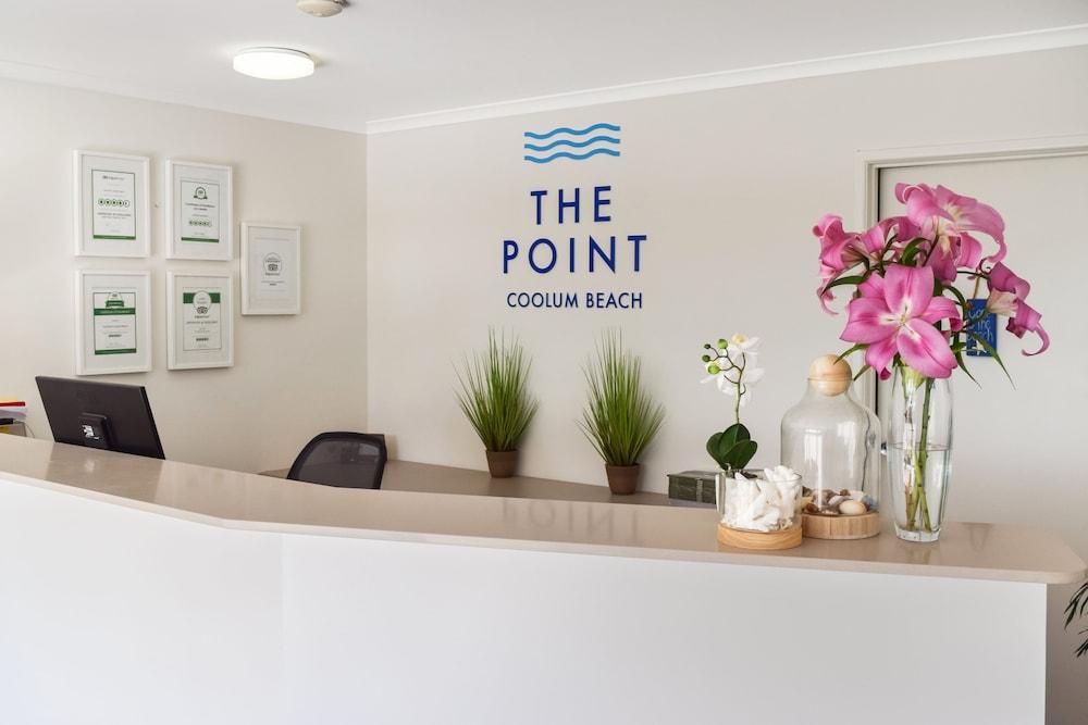 더 포인트 쿨럼 비치(The Point Coolum Beach) Hotel Image 2 - Reception