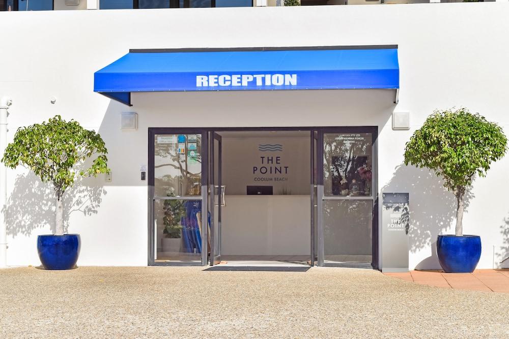더 포인트 쿨럼 비치(The Point Coolum Beach) Hotel Image 58 - Interior Entrance