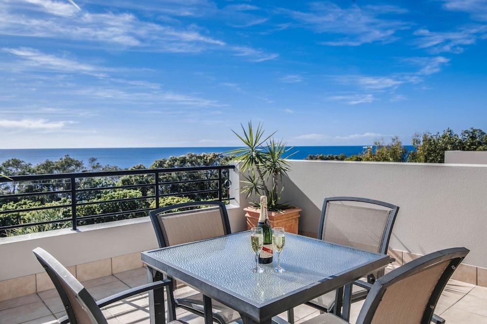 더 포인트 쿨럼 비치(The Point Coolum Beach) Hotel Image 62 - Balcony