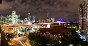 City View at Il Mondo Boutique Hotel in Kangaroo Point