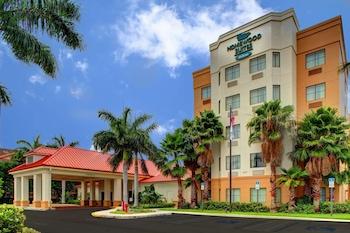 西部棕櫚海灘希爾頓惠庭套房飯店 Homewood Suites West Palm Beach