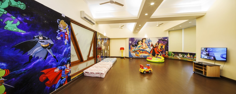 클락스 엑소티카 컨벤션, 리조트 & 스파(Clarks Exotica Convention, Resort & Spa) Hotel Image 85 - Childrens Play Area - Indoor