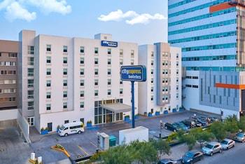 提華納里約城市快捷飯店 City Express Tijuana Río