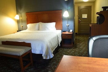 Room, 1 King Bed, Accessible, Non Smoking (Hearing, Shower Only)